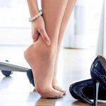 Si vos pieds font mal, ils se fanent