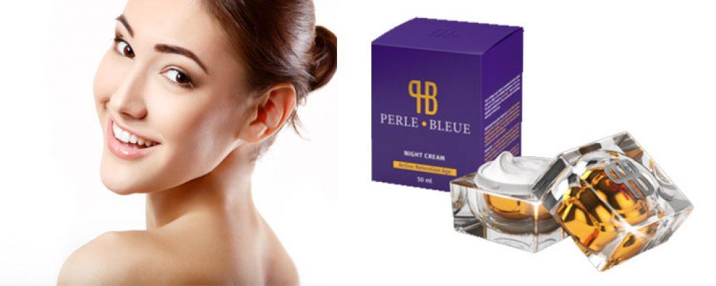 Perle Bleue: quels sont les effets de la crème sur la peau?
