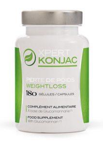 Comment Xpert Konjac en pharmacie sur un régime rapide et efficace?