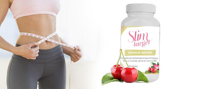 Slim Target: prix du complément alimentaire