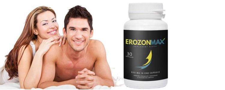 Quels sont les ingrédients Erozon Max effets secondaires? Est-il efficace?