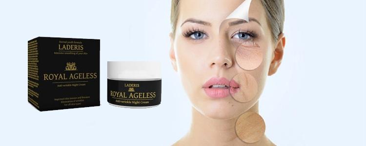 Quels sont les ingrédients de Royal Ageless? Sont-ils efficaces?