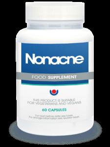 Quésaco Nonacne? Comment fonctionne?Aide dans les problèmes d'acné.