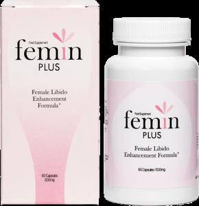 Quésaco Femin plus? Comment fonctionne?Supplément Naturel Pour Stimuler La Libido Féminine.