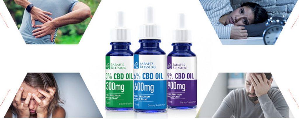 Commentaires et avis sur le Sarah Blessing CBD Oil. Évaluations des utilisateurs du produit.
