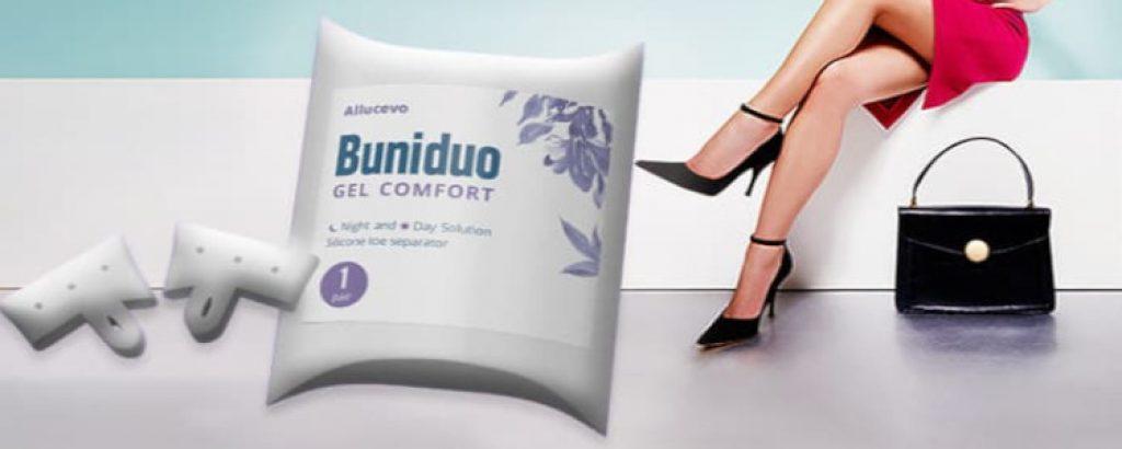 Avis d'utilisateurs de Buniduo Gel Comfort.