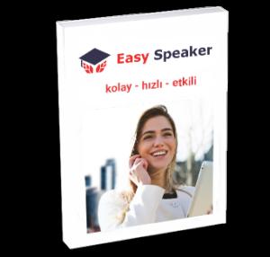 Quel est l'apprentissage de Easy Speaker? Description de la méthode.