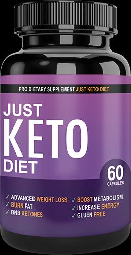 Minceur sans effet yo-yo uniquement avec Just Keto Diet.