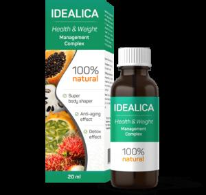 Quésaco Idealica? Comment fonctionne ce complément alimentaire pour perdre du poids?