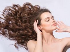 Cheveux longs et sains-laisser pousser