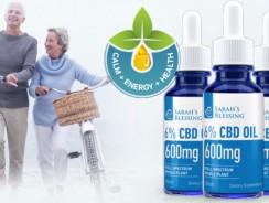 Sarah Blessing CBD Oil – Après combien de temps avez-vous remarqué l'effet? Quoi de mieux à utiliser? Un sceau? Quels ingrédients?