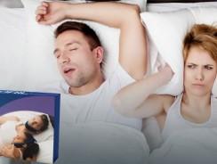 Snoril – Fatigué de ronfler? Vous ne pouvez pas dormir la nuit? Le ronflement rend fou. Voici un brevet de ronflement éprouvé.