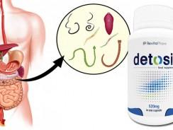 Detosil parasite treatment – opinions, prix, mode d'emploi, effets, effets secondaires