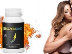 Erozon Max – ingrédients, examen, prix, comment utiliser, Effets, Effets secondaires
