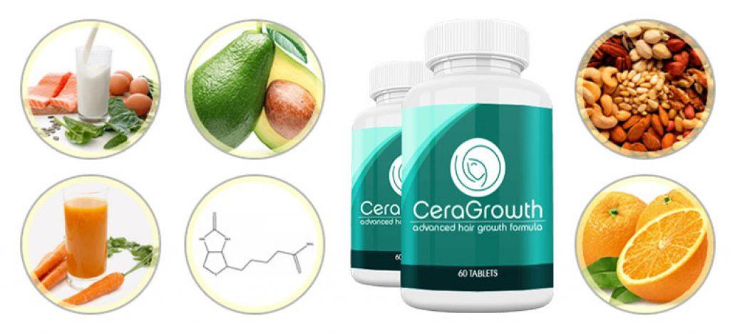 Quels sont les effets secondaires des avantages CeraGrowth en pharmacie?