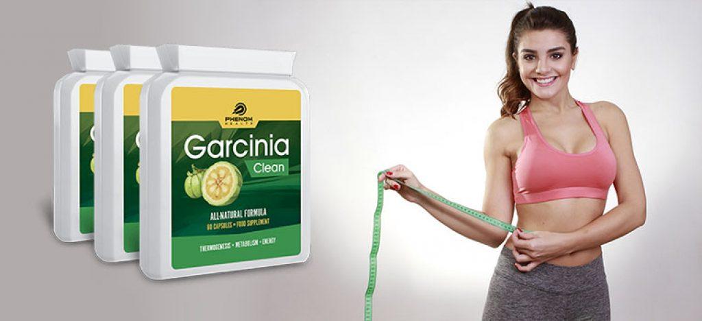 Contre-indications et effets après l'application Garcinia Clean composition