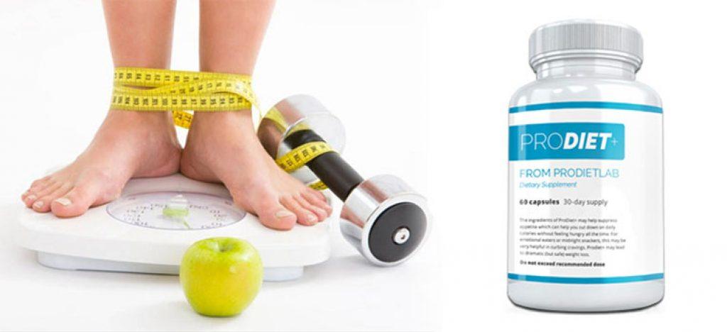 ProDiet : ses effets sur la perte de poids