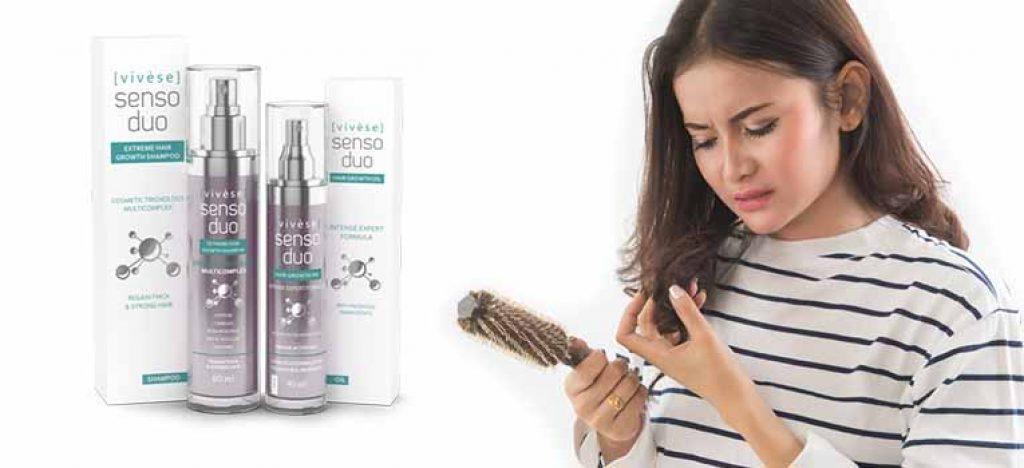 Avis de dermatologues et de coiffeurs sur le produit de cheveux Vivèse Senso Duo oil test