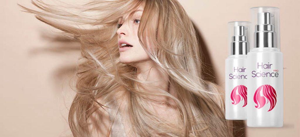 Après combien de temps pouvez-vous voir les premiers résultats avec Hair Science effets?