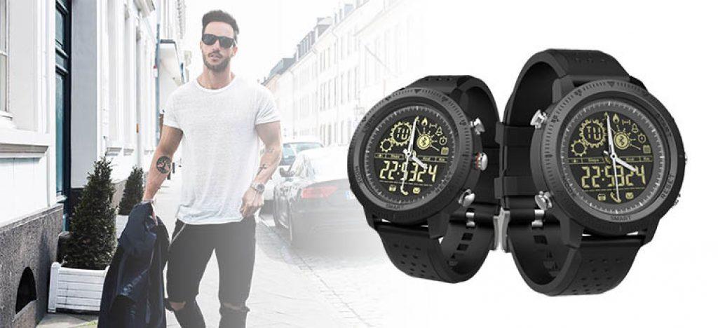 Tac25 SmartWatch: les caractéristiques du design de la montre et comment l'utiliser