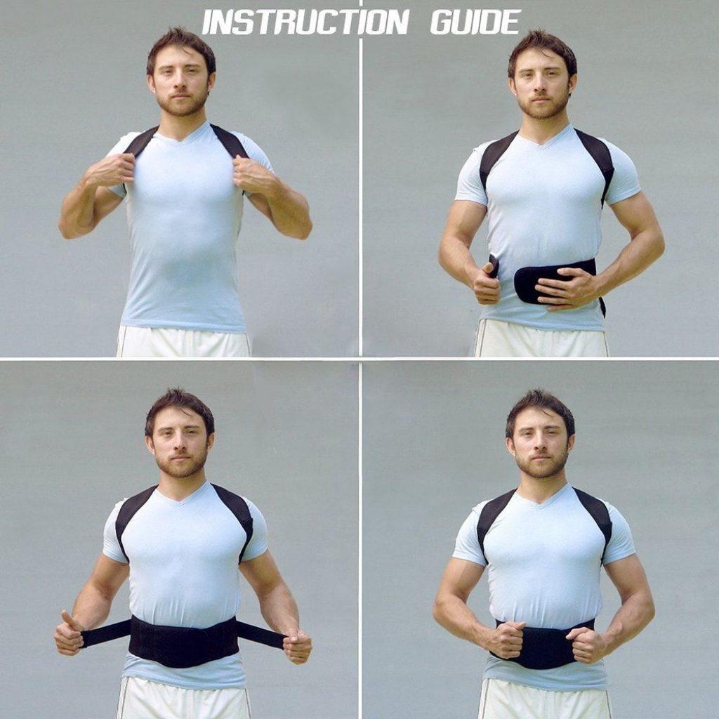 Comment utiliser la posture de BackHero? Détails techniques