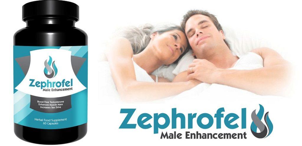 Essayez de Zephrofel pour renforcer l'érection!