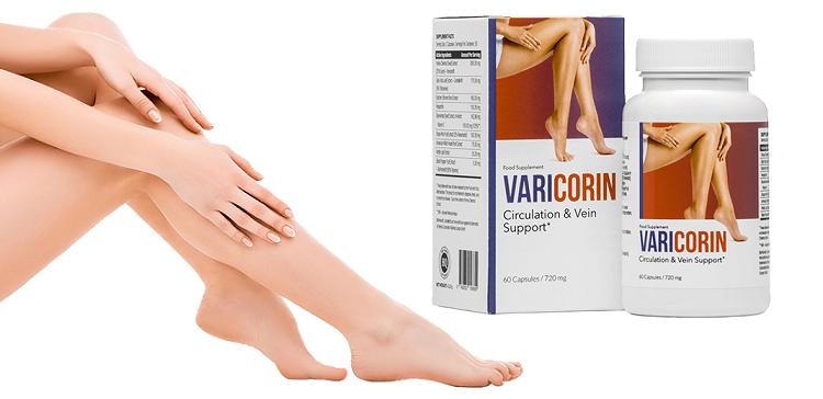 Essayez de Varicorin pour efficace de se débarrasser des problèmes de varices