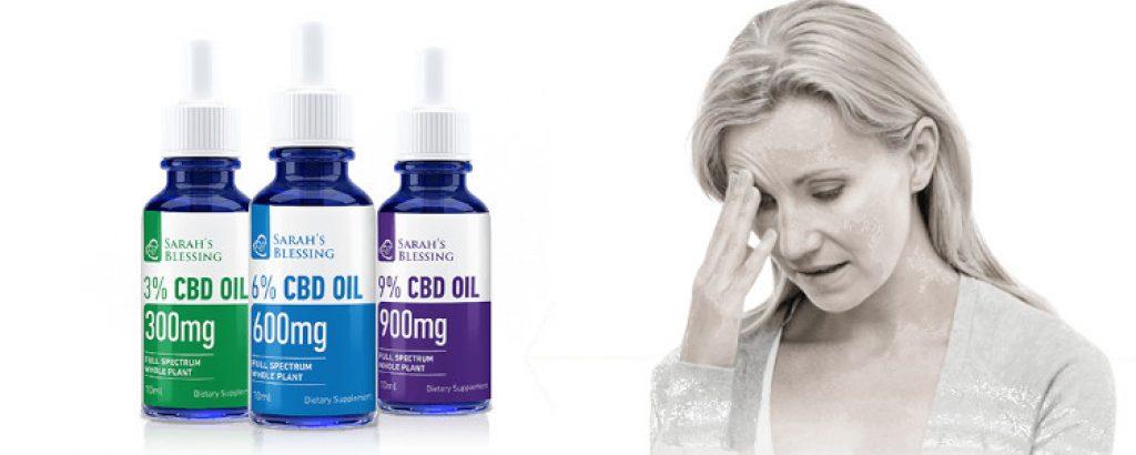 Combien de temps faut-il pour voir l'effet Sarah Blessing CBD Oil? Y a-t-il des effets secondaires? Quelle composition?