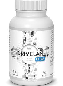 Composition du produit. Comment fonctionne Drivelan Ultra?