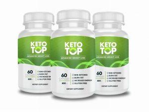Comment fonctionne le complément alimentaire Keto Top?