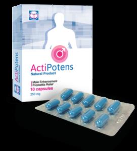 Qu'est ce que Actipotensforum? Composition du produit?