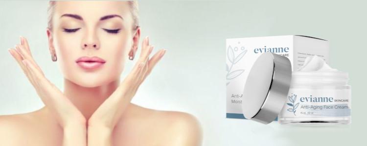 Effets de l'utilisation de Evianne Skincare? Effets secondaires.