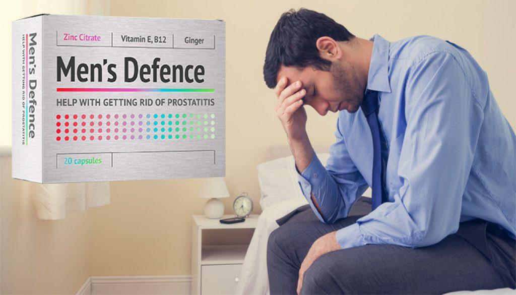Ou le Mens Defence ne contient-il que des ingrédients naturels?