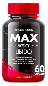 Max Boost Libido - Fonctionne dans toutes les situations.