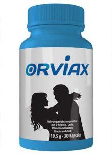 Effets de l'utilisation du supplément ORVIAX.
