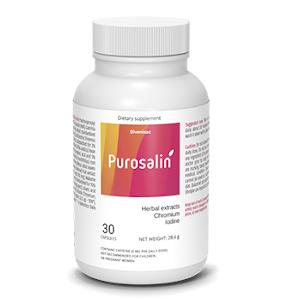 Qu'est ce que Purosalin? Composition du produit?