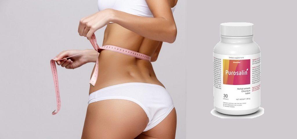 Essayez Purosalin et perdez du poids sans l'effet yo-yo!