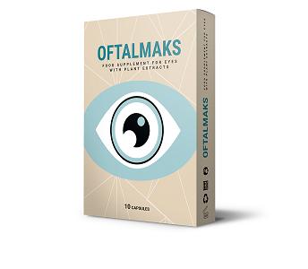 Effets de l'utilisation du supplément Oftalmaks.