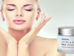 Awaderm Face Cream – Lissage des rides. Effet visible après la première utilisation. Effet de levage, peau plus jeune pendant 10 ans